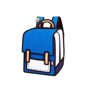 JumpFromPaper Junior True Blue Spaceman Backpack