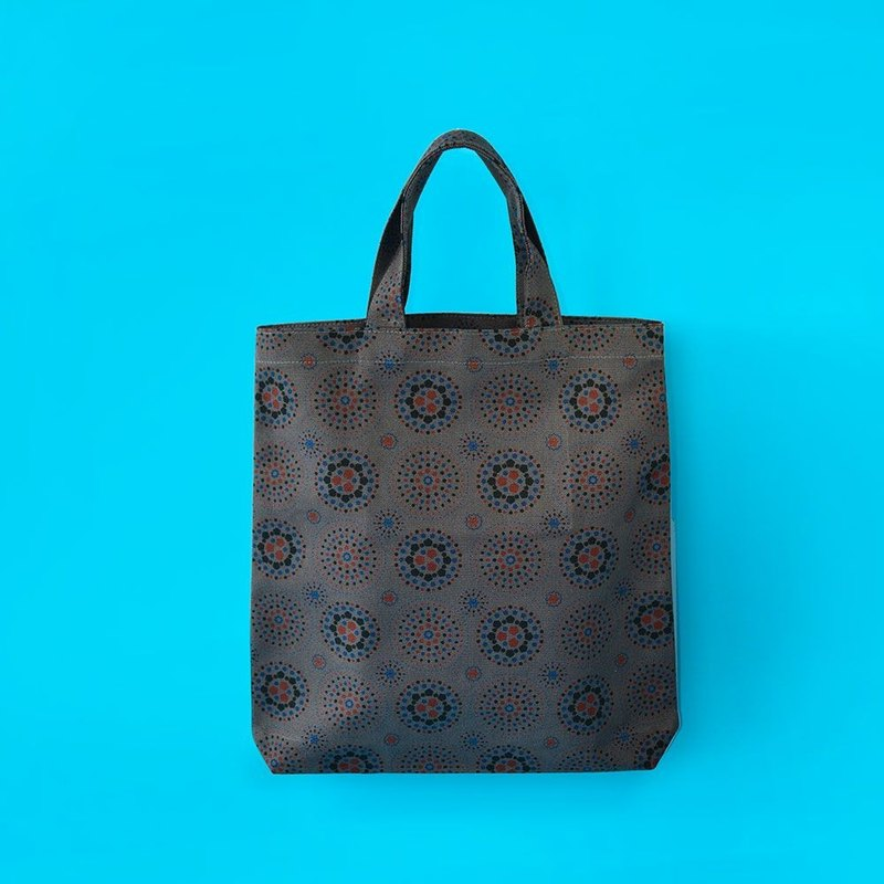 Simple Urban Hand Bag / Firework / Dark Night Grey