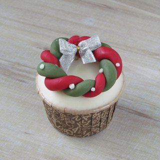 X'mas Christmas Limited Edition - Cup Cake Soap (Doughnut)