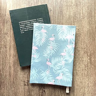 Book Cover  Flamingo  Animal