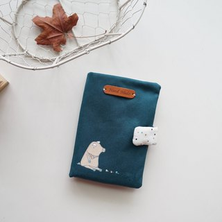 Pig passport cover