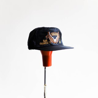 River Hill - The eagles have wings to fly freely Ibaraki ears cut flat top cover antique seven Benn baseball ski cap peaked cap / baseball cap
