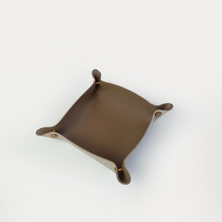 Alfred Valet Tray in Taupe, Small