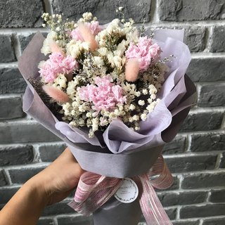 璎珞 Manor*wedding small things*not withered flowers. eternal flower / Gypsophila bouquet / G102 / Valentine's Day bouquet / eternal flower small bouquet / gift bouquet / dry flower bouquet / Valentine's Day gift / Mother's Day flower ceremony
