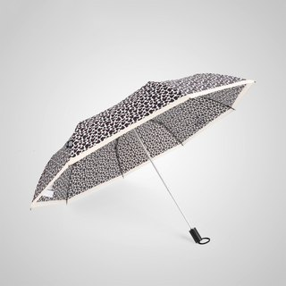 [German kobold] Disney official authorization - rain umbrella - leopard Mickey