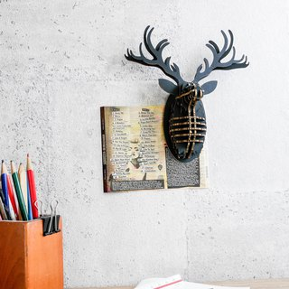 Deer Head  /3D Craft Gift/DIY