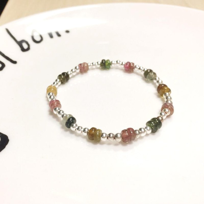 :: Welfare Club :: MH Silver Natural Stones - Find Cinderella - Tourmaline