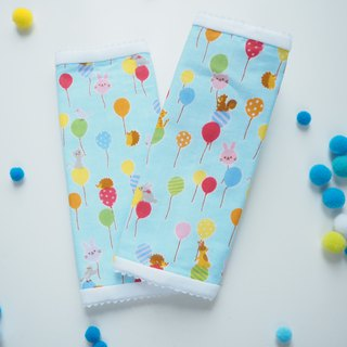 3ply double gauze strap cover - Ballon Animals - sucking pad
