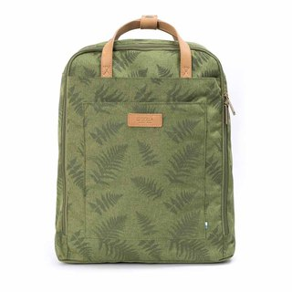 GOLLA Nordic Finnish Fashion Minimalist Backpack Backpack Printed Lichen Green - G1899