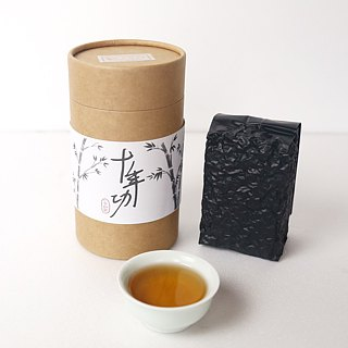 Pure idiot tea - ten years of Gongfufu tea - 150g loose tea │ one hand private world black tea