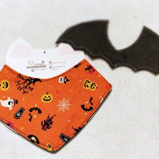Halloween Halloween batwing triangle pet shape neck scarf neck