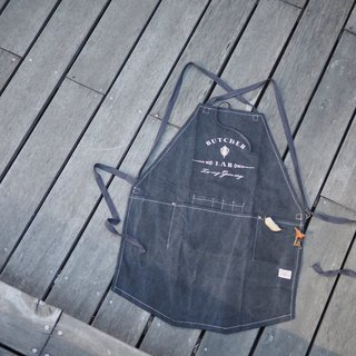 """BL-Apron"" all-weather leather aprons woodworking metalworking cooking aprons make pottery ash washing"