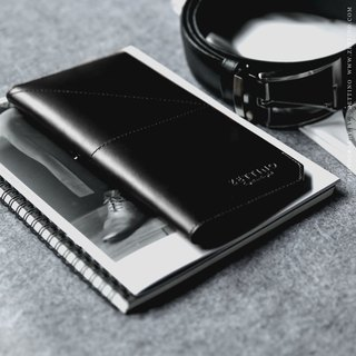 Long wallet black edition
