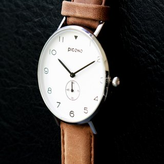 【PICONO】SPY S collection leather strap watch / YS-7202