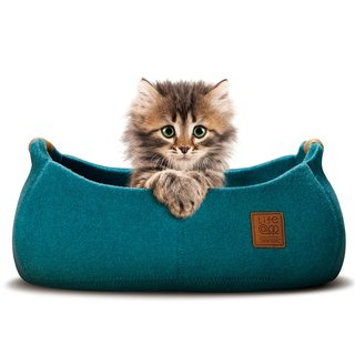Lifeapp Cat Basket BASKET BOWL_湖水绿