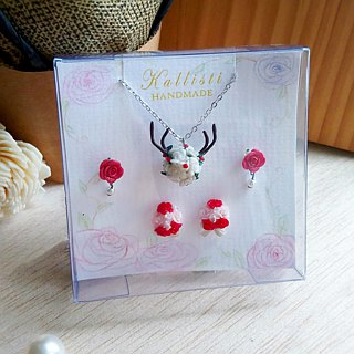 Goody Bag - Romantic Earrings Bag (includes 3 items)