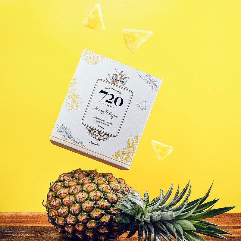 Zymoïde 720鳳梨酵素飲 15入/盒