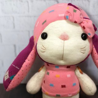 Lop rabbit Mimi 02 socks doll / current product supply / Martin hand-made