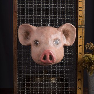 Wall decoration - pig