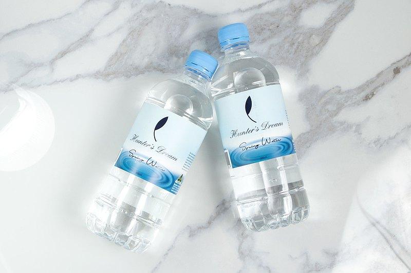 【獵人谷之夢】澳洲進口原裝保證 岩層過濾礦泉水 24瓶