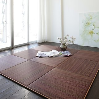 Japanese Beauty Tatami MIGUSA TATAMI Earth Series - Autumn Leaves