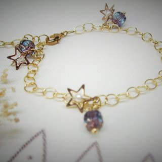Bracelet - Star # # # Christmas cover