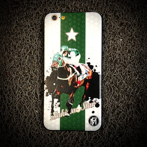 Flame X Bucky Star Series Phone Case A section