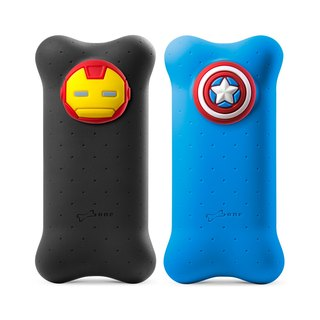 Bone / Marvel Bubble Action Power 6700mAh - Captain America / Iron Man