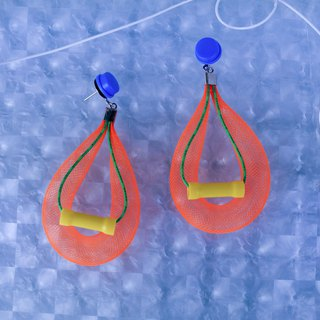 3D model earrings
