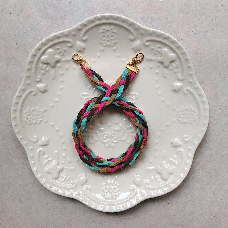 手工編織口罩繩 / 討人喜歡的