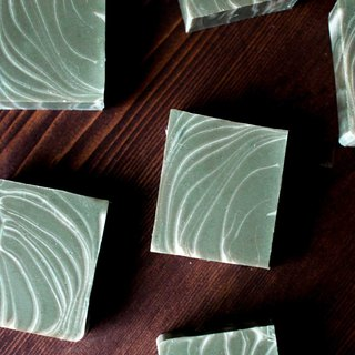 Vetiver artisan soap