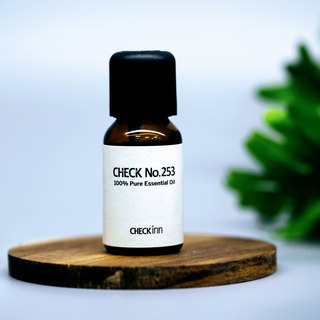 CHECK No.253 100% Natural Essential Oil