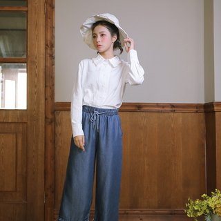 Vintage drooping trousers jeans