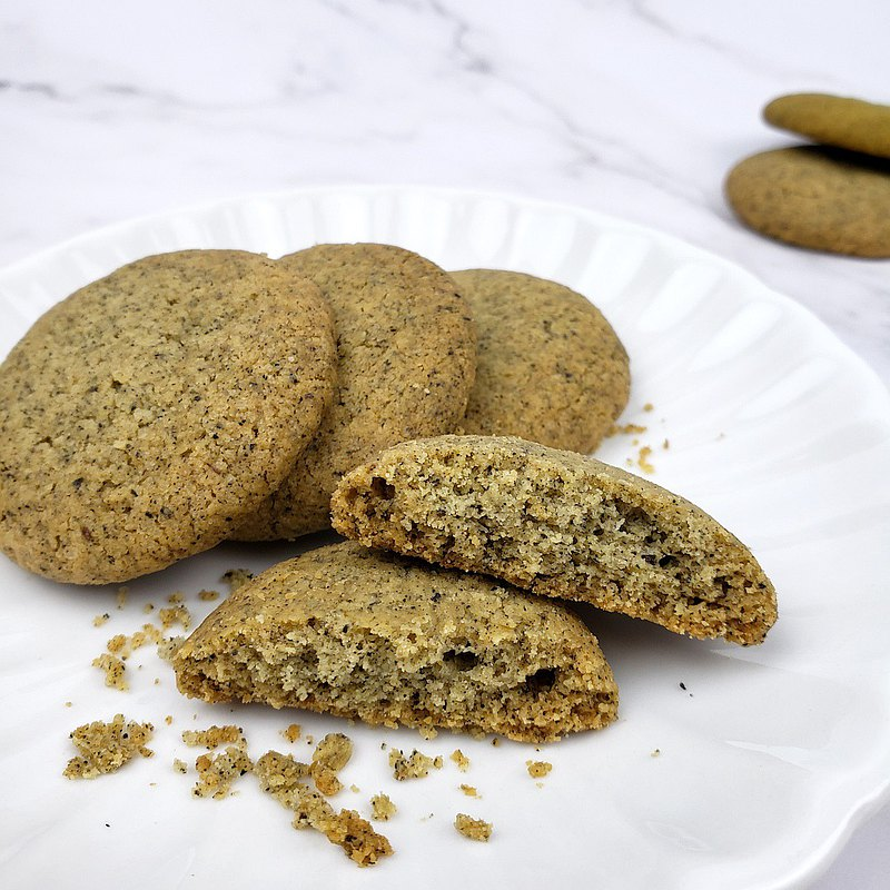 Earl Grey Cookie (zip pack)