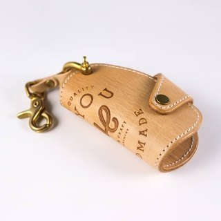 HEYOU handmade - Leather Key Holder Leather Key Holder - Primary Color