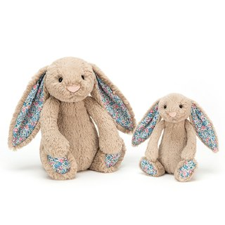 Jellycat Blossom Beige Bunny 18cm