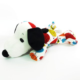 Snoopy colorful geometric fluff [Hallmark-Peanuts Snoopy Plush]