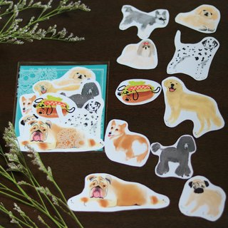 Dogs Illustration / Sticker Pack