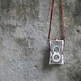手機包( I PHONE 6 PLUS / 7 PLUS)-牡丹相機(單耳手提)