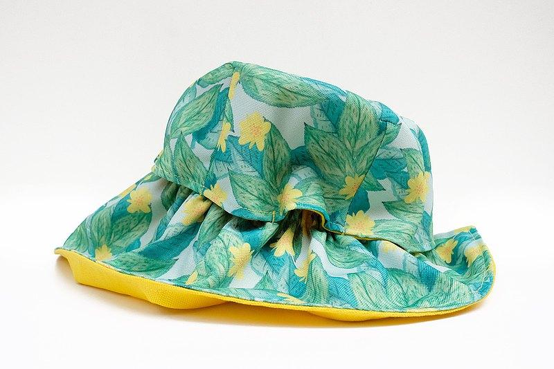 【1人成班】夏日最需要的畢業禮物~遮陽帽體驗活動