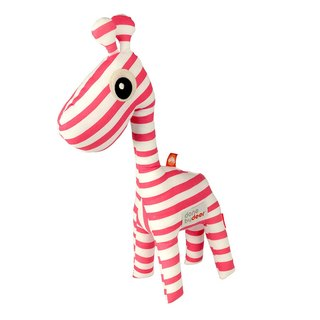 Denmark Done by Deer - RAFFI giraffe 3D doll