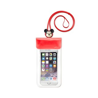 Bone / Waterproof Phone Bag Waterproof Case - Mickey