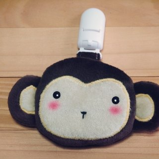 Bucute monkey talisman. Yu Shou sets / special baby / handmade / month indemnity gift