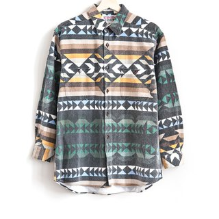 Vintage Totem Impression Vintage Neutral Shirt
