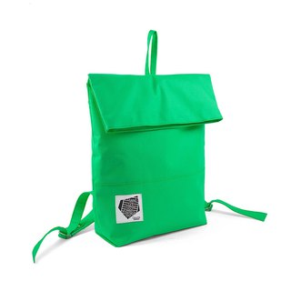 || Simple canvas folding package || Green