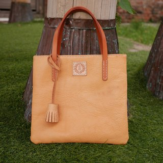 Forest afternoon tassel handbag