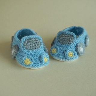 Baby Gift – Racing car baby shoes