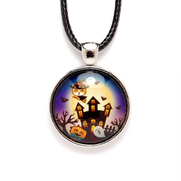 Fox Hall Handbags Halloween Series: Halloween Night Necklace / Party Essentials