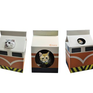 Train cat house cat house cat litter exclusive pet supplies cat catching house