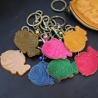 [Christmas limited offer] squid burning key ring